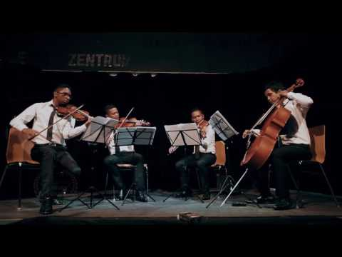 Efiko parsi- Rak Roots (Cover by Quatuor Squad) live