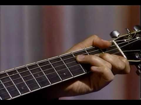 Stefan Grossman teaches a slow blues in C (part 1 of 2)