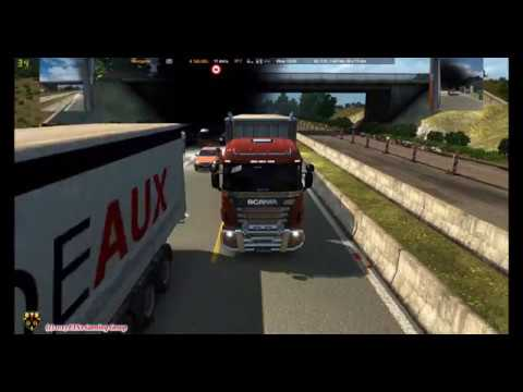 Mario Map 12.2 - ETS2 v1.27 Part 3 From Bologna(I) to Benghazi(LY)