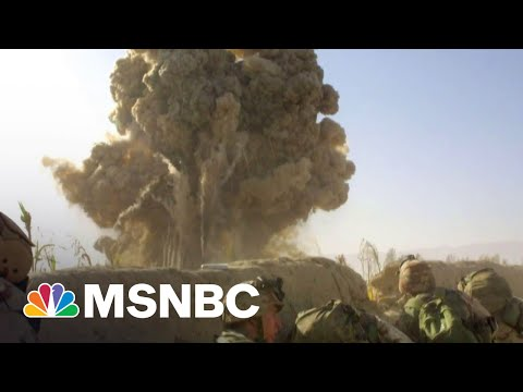 Historic: Watch The End Of America's Longest War