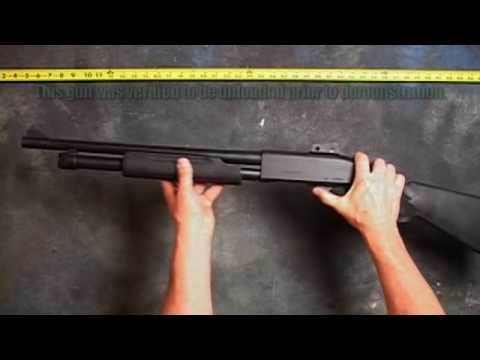 Bullet Point Profiles: IAC Hawk 982 Shotgun