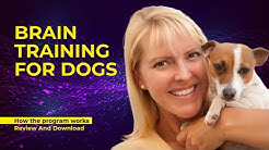 Brain Training For Dogs Review & Book (PDF) Download