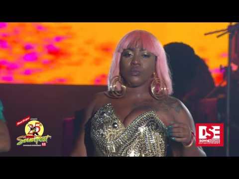 Reggae Sumfest 2017 - Spice - Needle Eye Mix (Part 3 of 6)
