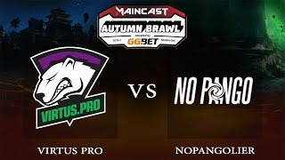 NoPangolier vs. Virtus.Pro - FINALS (BO5) | DOTA 2 Maincast Autumn Brawl