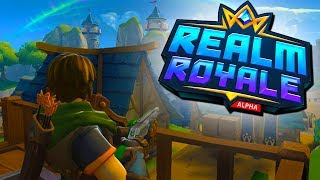 CHICKEN TIME! - Realm Royale Gameplay!