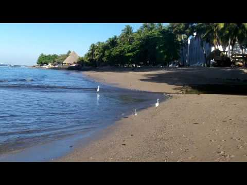 Beaches of El Salvador