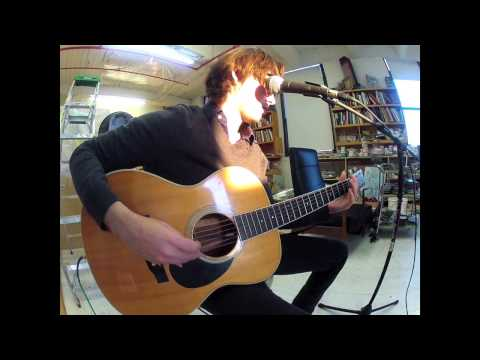 "Zachary Cale ""Unfeeling"" live"
