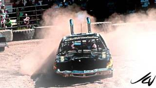 Demolition Hard Rock Derby - YouTube
