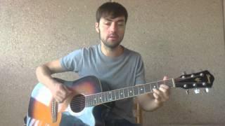 En el límite del bien - La Frontera - Acordes de guitarra