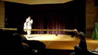 Smooth Criminal by Michael Jackson as performed by the Smooth Medicals from University of Toledo