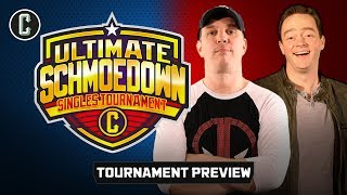 Ultimate Schmoedown Singles Tournament Preview - Movie Trivia Schmoedown