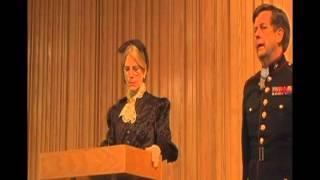 Smedley Butler and Julia Ward Howe