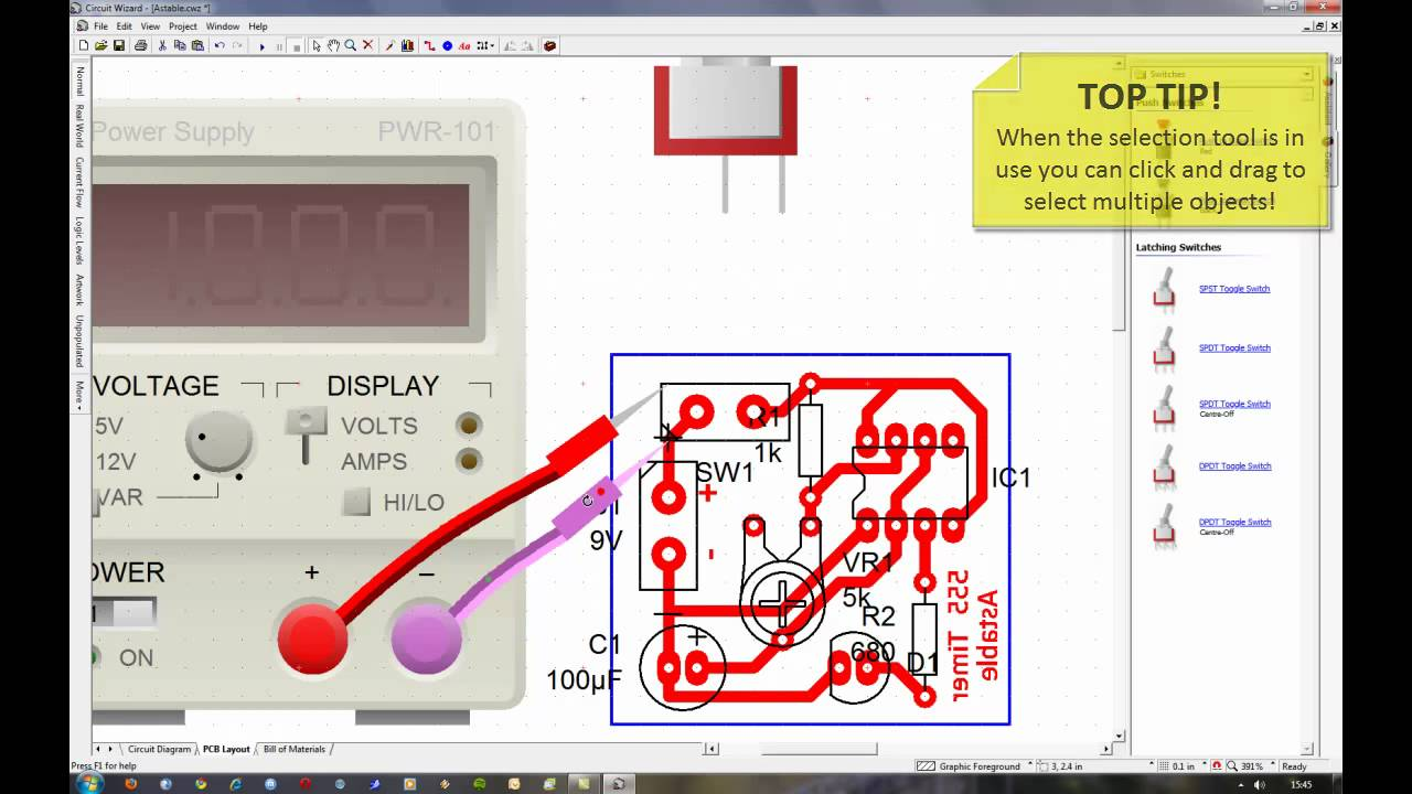 How to Design, Develop & Manufacture a PCB | Part 3 - Testing PCB ...
