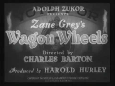 Wagon Wheels (1934) - Full Length Western Movie, Randolph Scott