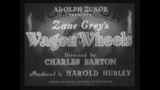 Wagon Wheels (1934) - Full Length Western Movie With Randolph Scott