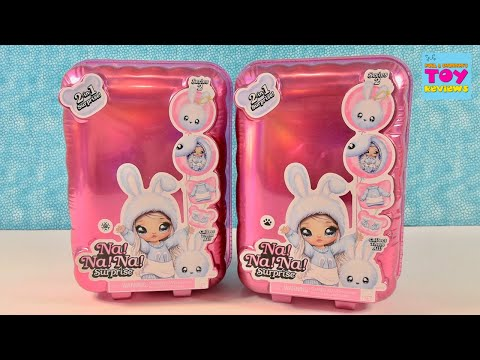 Na Na Na Surprise Series 2 NEW Dolls Unboxing Review | PSToyReviews