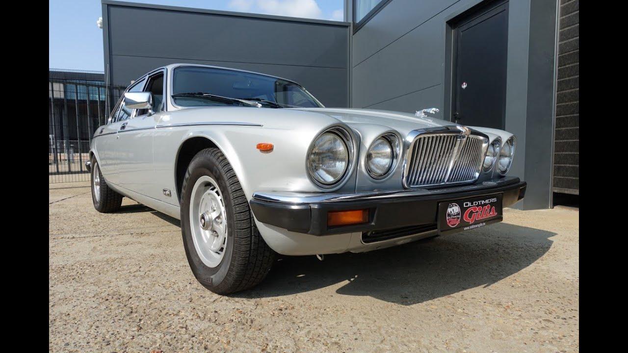 Jaguar XJ12 1982 - YouTube