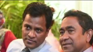 Repeat youtube video Mastermind of all the Crisis in Maldives is