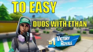 TO EASY VICTORY ROYALE - Fortnite Battle Royale Gameplay - CHIEF