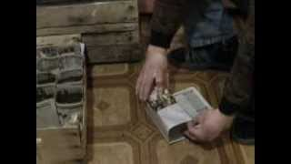 Бумажные стаканчики для рассады своими руками(Приспособление для формирования бумажных стаканчиков для рассады. найдено в каком-то рукодельном журнале., 2014-02-26T20:09:30.000Z)