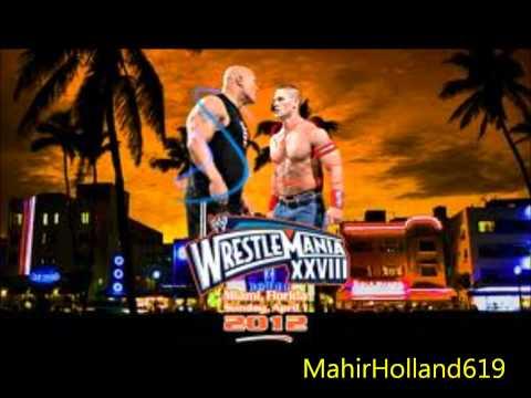 WWE Wrestlemania 28 Custom Theme Song - Varsity Fanclub - Zero + Download Link