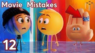 Emotki Film - 12 błędów w filmie