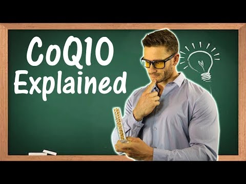 CoQ10 Explained: Mitochondrial Energy Support