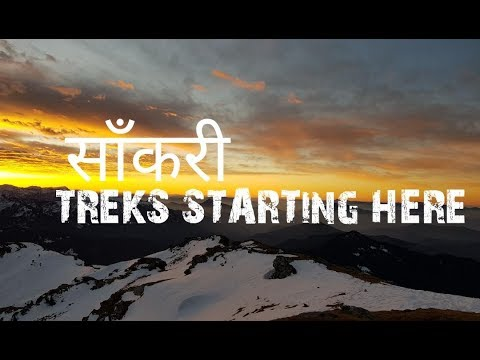 Sankari All Treks Start here kedarkantha trek and har ki dun trek Uttarakhand