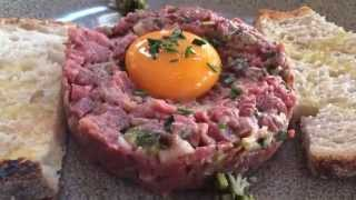 Perfect Beef Steak Tartare