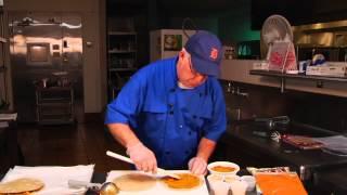 Seeing Orange    Sweet Potato Quesadilla