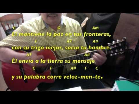 Salmo 147. Bendito sea el Señor. Corpus Christi. Coro: Corazón de Francisco Fort Worth Tx.