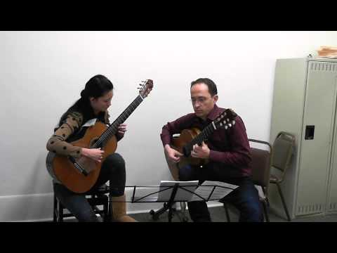 Denis Azabagic teaches Allegro moderato from Sonata by Antonio Jose