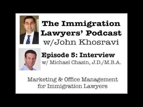 [PODCAST] Interview w/ Michael Chasin, JD/MBA (ILP005)