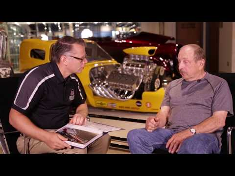 Al Bergler Delivers More Aggravation to the Museum of American Speed