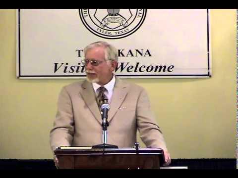 Ron Elkins - Reject a Divisive Person