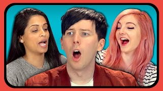 YouTubers React to Try to Watch This Without Laughing or Grinning #3(YouTubers React to Try to Watch This Without Laughing or Grinning #3 EXTRAS: https://goo.gl/gfACd8 NEW Videos Every Week! Subscribe: http://goo.gl/nxzGJv ..., 2015-09-27T19:00:03.000Z)