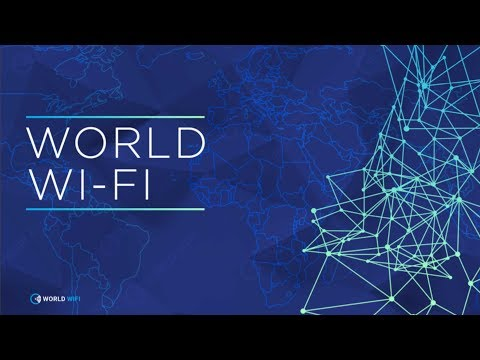 World Wi Fi ICO - Unlock your router for profit