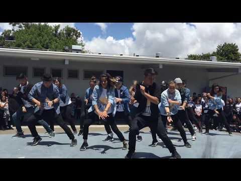 COOKIES - PERFORMANCE AT GRANGER JUNIOR HIGH SCHOOL