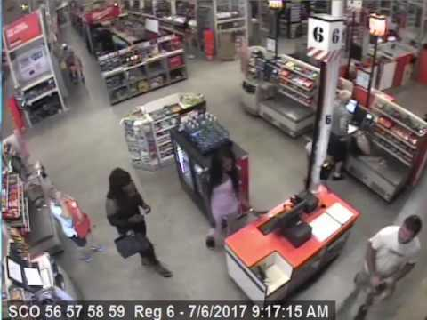 Home Depot Robbery - YouTube