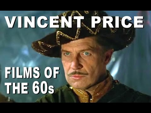 Vincent Price Complete Films of the 60s