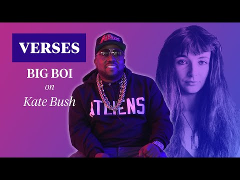 "Big Boi's Favorite Verse: Kate Bush's ""Running Up That Hill"" 