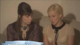 """Анонс Х/ф """"Грустная дама червей"""" Телеканал TVRus"""