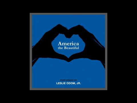 Leslie Odom, Jr. - America the Beautiful (Official Audio)