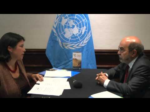 Interview with Director-General FAO