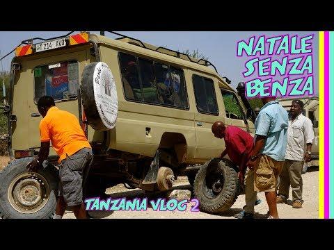 NATALE SENZA BENZA I Tanzania Vlog 2