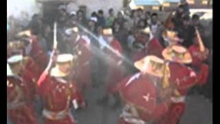 Pallos  en Quiruvilca