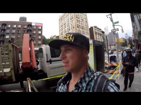 Видео, Я получил грин карту. Работа в Нью Йорке. Я люблю тебя Америка
