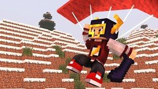 Minecraft Mods: Itens de Obsidian - SKY WARS Paraquedas ‹ AMENIC ›