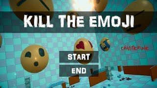 Kill the Emoji Game: a service for humanity!