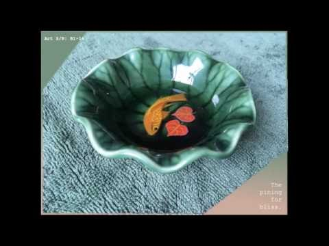 Artistic Fish Art Expressions - Artistic Gift Ideas - Resin Art ft. My Fish Bliss (Silent Vid)